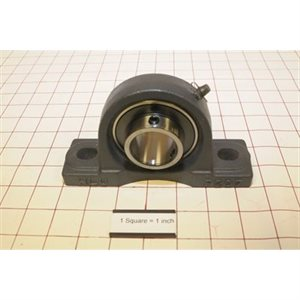 1 3 / 8 PILLOW BLOCK BEARING W /